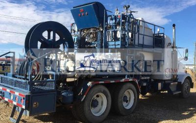 Chassis Mount Cementing Pumper - Rigs Market