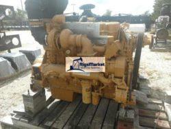 2012 Caterpillar C15 580 HP Engines