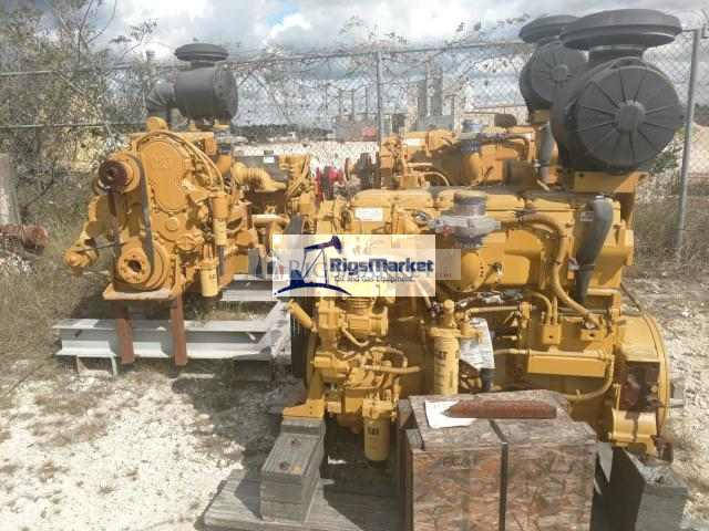 2012 Caterpillar C15 580 HP Engines