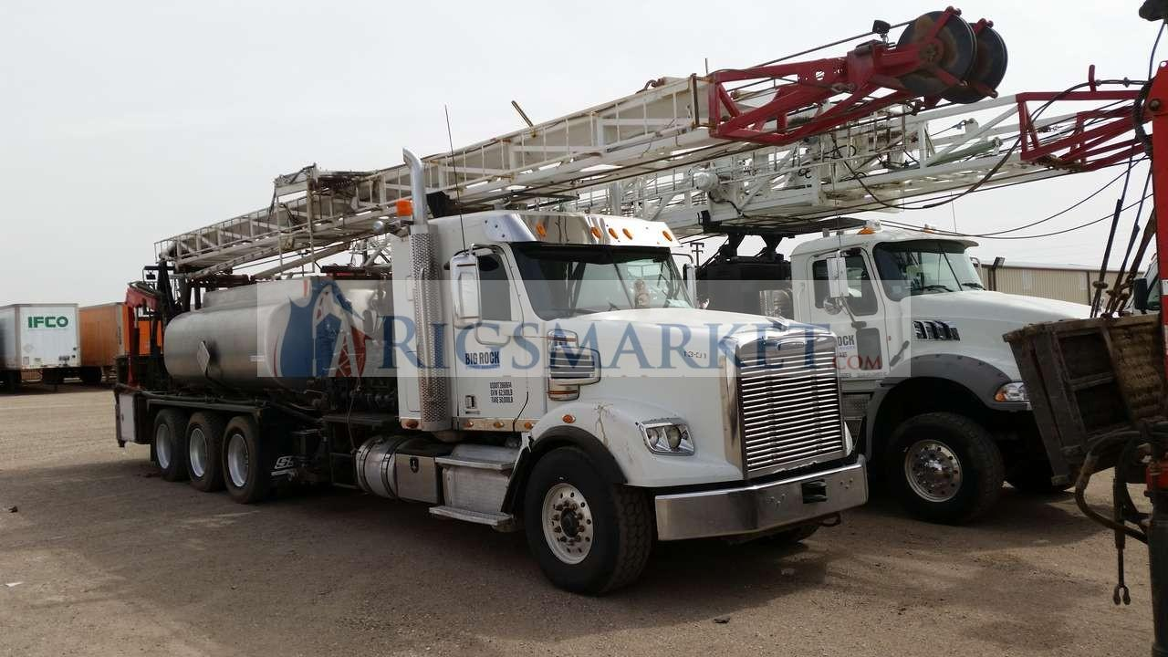 2013 FREIGHTLINER Flush-By-Units - Rigs Market
