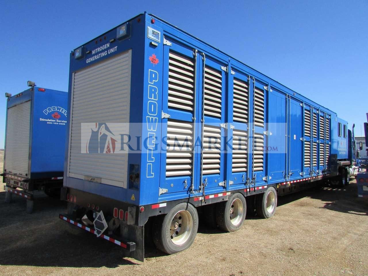 nitrogen generation trailer  u2013 rigs market
