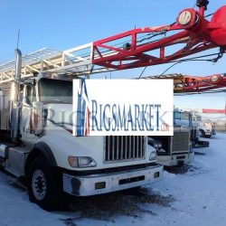 Tri-Drive Flush-By-Unit- Rigs Market