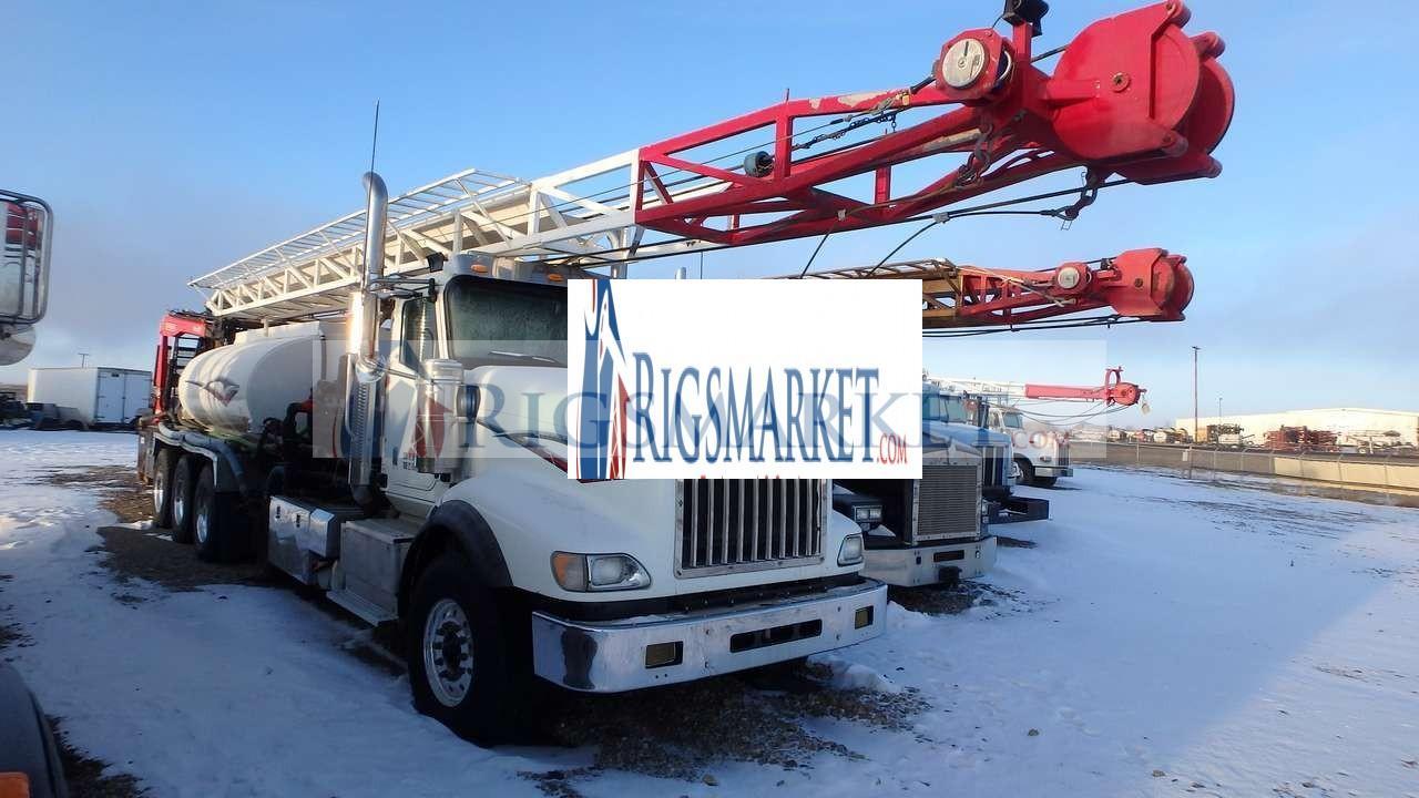 Tri-Drive Flush-By-Unit- Rigs Market