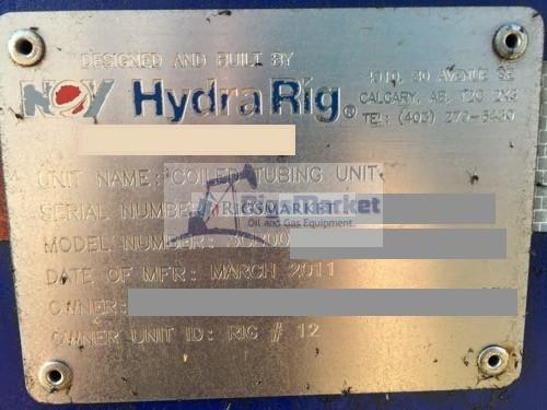 hydra rig 680 injector head manual