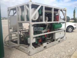 CS&P 180K Nitrogen Pumping Unit Skid