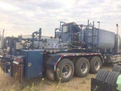 Bodyload Fluid Pumping - Rigs Market