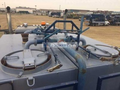 Bodyload Fluid Pumping - Rigs Market
