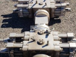 NOV FORUM COILED TUBING QUAD BOPS FOR SALE