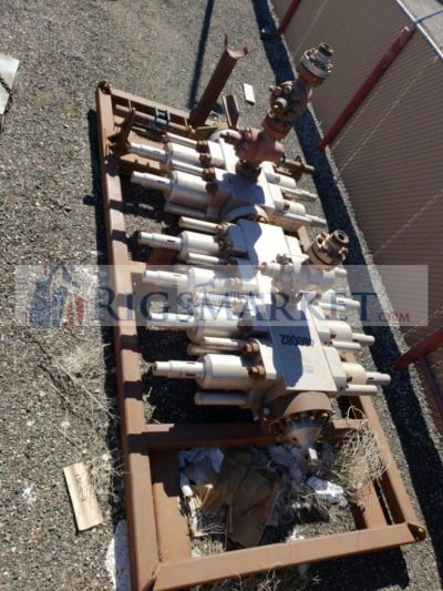 COILED TUBING QUAD BOPS FOR SALE