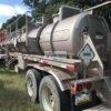 Liquid Gel Transport Trailer