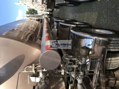 180K Nitrogen Pumping Units - Heat recovery.