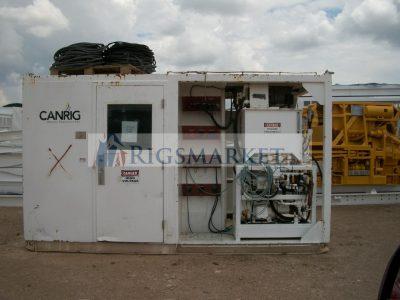 2000HP Oilwell Rig - Rigs Market