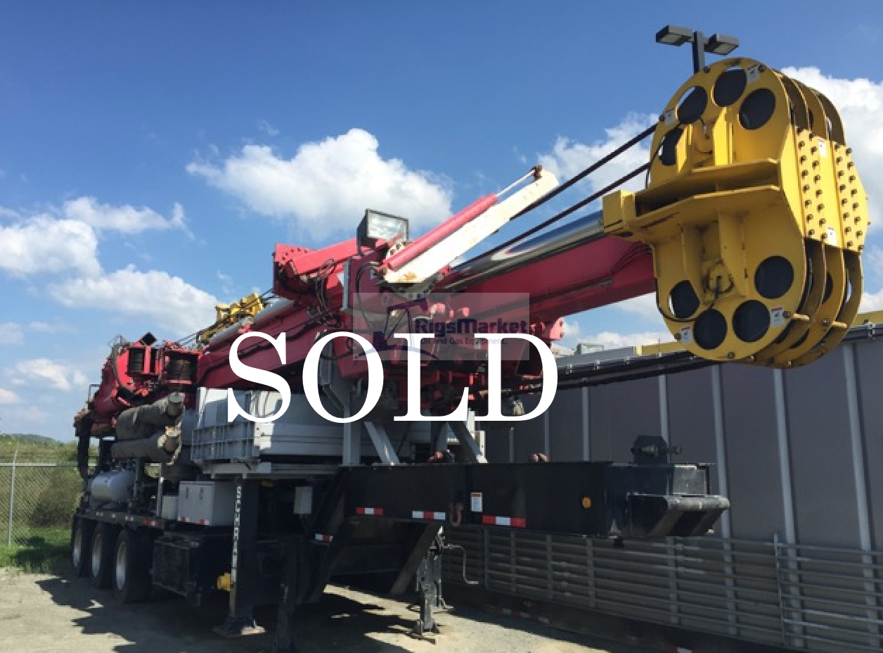 2 Drilling rigs for sale