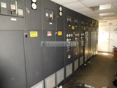 IEC SYSTEMS M1250/1500 SCR House,