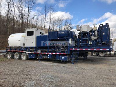 2014 Combo Nitrogen & Fluid Pump