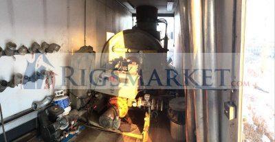 Frac Water Super Heater - Rigs Market