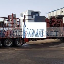 Twin 600HP Pump-Rigs Market