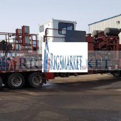 Twin 600HP Pump-Rigs Market