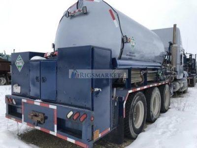 180K Bodyload Nitrogen Pumper- Rigs Market