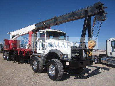 Mack with 30ton Crane- RigsMarket