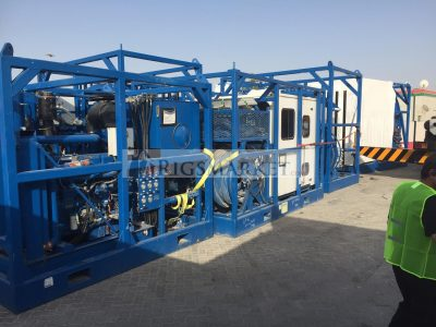 2 X NEW Offshore Skidded COILED TUBING UNITS