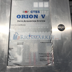 NOV CTES Orion V System, Coiled Tubing Data Acquisition