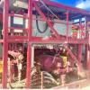 Demay HD-500 Fluid pump skids