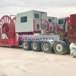 Coiled Tubing Units - 2 inch Units - Rigs Market