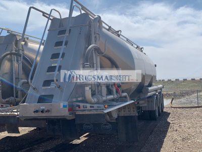 2015 Pneumatic bulk trailers