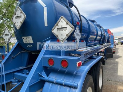 2012 WILCO 5000 Gallon T/A Tank Trailer