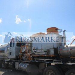 CS&P Nitrogen Pump Trailer ; VIN: 5ABK442037B070765; on Loadcraft Tri-Axle, Trailer, LCI-35T-C, CAT C13 ACERT Engine, (4) Fuel Tanks, Operators Cab, Nitrogen Tank, 2007, CS&P Triplex Pump,